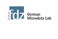 Logo Research Data Center German Microdata Lab