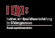 Logo Institut zur Qualitätsentwicklung im Bildungswesen