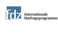 Logo FDZ Internationale Umfrageprogramme