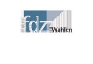 Logo FDZ Wahlen