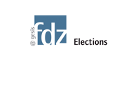Logo Research Data Center Elections at GESIS