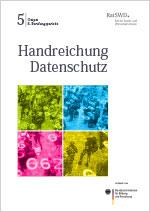 Cover der Handreichung Datenschutz des RatSWD