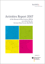 Cover Activities Report 2017