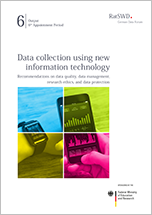 Cover Data collection using new IT