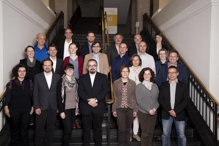 Gruppenfoto FDI Ausschuss