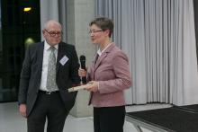 Eckart Hohmann und Prof. Regina T. Riphahn Ph.D.