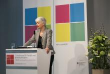Keynote von Staatssekretärin Cornelia Quennet-Thielen
