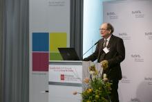 8. KSWD Begrüßung MinDirig Dr. Dietrich Nelle