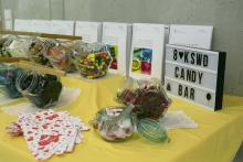 8. KSWD Candybar