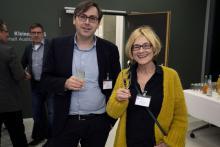 8. KSWD - Dr. Pascal Siegers und Dr. Heike Wirth