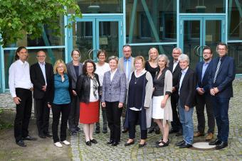 Mitglieder der 6. Berufungsperiode des RatSWD