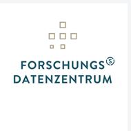 Logo Forschungsdatenzentrum des Stifterverbands für die Deutsche Wissenschaft
